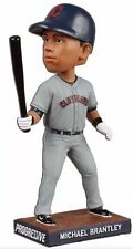 BRAND NEW MICHAEL BRANTLEY CLEVELAND INDIANS SGA BOBBLEHEAD 08/08/2015 NIB
