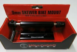 Hollywood Bicycle Fork Mount Quick Release 9 mm Skewer Bike Mount