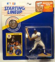 1991  BO JACKSON - Starting Lineup (SLU) MOC Baseball Figure KANSAS CITY ROYALS