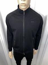 Hugo Boss Black Tracksuit Zipped Jacket & Pant Mens XXLarge Bargain £109