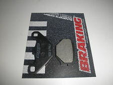 BRAKING PASTIGLIE FRENO POSTERIORI per SACHS 125 XTC - N 1999