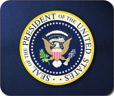 President of the United States Seal Large Mousepad Mouse Pad Great Gift Idea