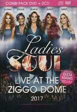 Ladies of Soul : Live at the Ziggo Dome 2017 (DVD + 2 CD)