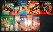 7 lot Fix It Yourself Time Life partial set windows doors porches decks fences