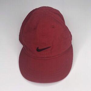 Nike Infant Hat Cap Red Sports Baseball Cap Hat Cap c42