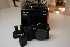 Sony Alpha A6300 24.2MP Digital Camera - Black (Body Only)