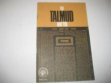 The Talmud and you by Aaron Kirschenbaum
