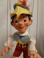 Pelham puppets  Pinocchio Boxed hand made in England