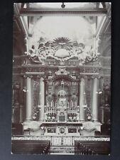 East Riding of Yorkshire HULL St Charles Borromeo R.C. Church c1900 RP Postcard