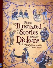 Usborne Illustrated Stories from Dickens-ExLibrary