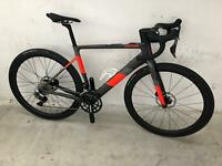 ROAD E-BIKE CANNONDALE SUPERSIX NEO 1 - 2020 DURaACE Di2 DISC 1x Small- 1x Large