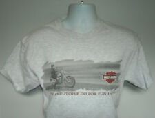 MENS HARLEY DAVIDSON MEDIUM T SHIRT WHAT DID PEOPLE DO FOR FUN IN 1902 CARROLL