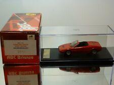 ABC BRIANZA ABC175 FERRARI DINO 208 GT4 SPIDER BERTONE - RED 1:43 - MINT IN BOX