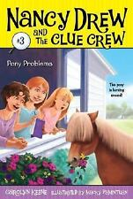 Pony Problems Nancy Drew and the Clue Crew #3