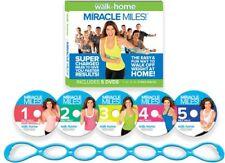 Leslie Sansone Miracle Miles Super Sculpting Chainlink Band Region 4 DVD
