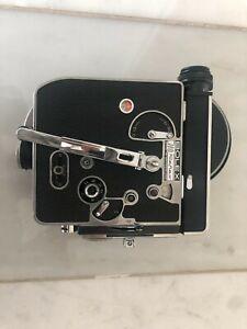 Bolex H8 Reflex Movie Camera Body Only 1962