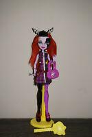 Monster High doll Operetta Freaky Fusion Mattel