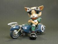 1/12 Resin Figure Model Kit Lovely Speed Biker motorcycle unpainted unassembled