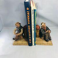 Vintage Ceramic Hobo Bookend