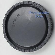 E-Mount Rear Lens Cap Dust Cover For Sony E 16-50mm 18-55mm 55-210mm 16mm Lens