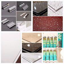 Splash Panels 1m x 2.6m Shower Panels Bathroom PVC Wall Cladding All Designs