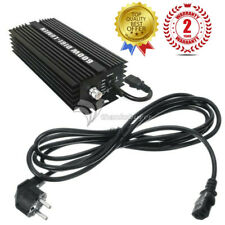 600W Ballasts for Garden Planter Grow Lights HPS MH Bulbs Electronic Dimmable