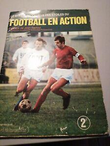 Album Ageducatifs Le Monde Prodigieux Des Étoiles Du Football En Action COMPLET