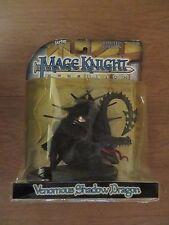 2001 Wizkids Mage Knight Rebellion Limited Edition Venomous Shadow Dragon NIP