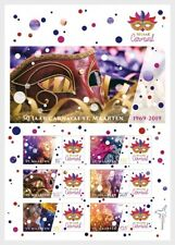Sint-Maarten / Saint Martin - Postfris/MNH - Sheet 50 years Carnaval 2019