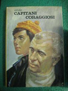 LIBRO: CAPITANI CORAGGIOSI - KIPLING - ED. BRI -1972 *****