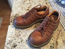 Dr. Martens Doc England Vintage Brown Leather Airwair Shoes UK 4 US 6