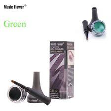 Music Flower Waterproof Eyeliner Eye Makeup Eye Liner With Brush Long-lasting