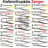 Zahnarzt Kieferorthopädie Drahtbiegezange Schneider Ligaturen KFO Zahnspangen