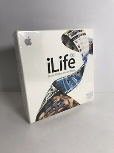 Apple iLife '06 Family Pack / Sealed / Never Opened / Never Used