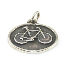 James Avery Rare Retired Sterling Silver Bike Bicycle Charm