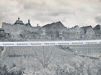 Lauffen am Neckar - Dichter Friedrich Hölderlin      um 1955   K 15-16