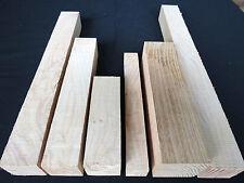 "Honey Locust wood turning squares pen blanks lathe spindle 1"", 1-1/2"", & 2"" sqr"