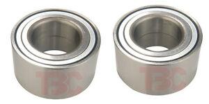2x Bearings Wheel Front Simca 1100 1200 1307 1308 Peugeot 204 304 305