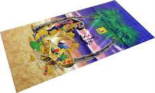 Licensed Scooby Doo Pirate Island Treasure Gold Fiber Reactive Beach/Bath Towel