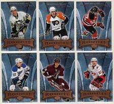 07-08 Artifacts Rookie Nicklas Bergfors /599 Devils 2007