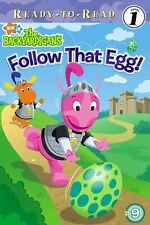 Follow That Egg! 9 (2008, Paperback)