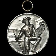 SCHÜTZEN: vers. Bronze-Medaille 1926. KRIEGERVEREIN UNTERWEISSACH / WÜRTTEMBERG.