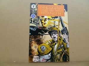 Medal Of Honor Special #1 - Dark Horse 1994 - Joe Kubert cover Scarce Rare
