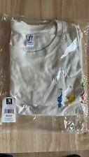 Pikmin 3 Deluxe Nintendo Switch Promotional Bonus T-shirt Size L