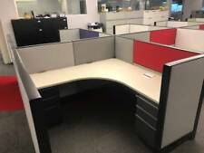 HAWORTH 6'X6' OFFICE CUBICLES WORKSTATIONS