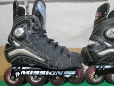 Mission DNA D2c Inline Roller Hockey Skates Senior Size 9D