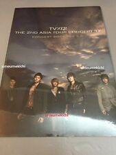 "TVXQ Tohoshinki The 2nd Asia Tour Concert ""O"" Concert Book Version 2.0 NEW"