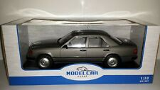 Model Car Group 1:18 Mercedes 300 D W124 Limousine 1984 nieuw in doos