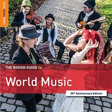 V.A.-THE ROUGH GUIDE TO WORLD MUSIC (25TH...-IMPORT CD WITH JAPAN OBI E51
