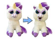 "Feisty Pets 8.5"" Glenda Glitterpoop Unicorn Plush"